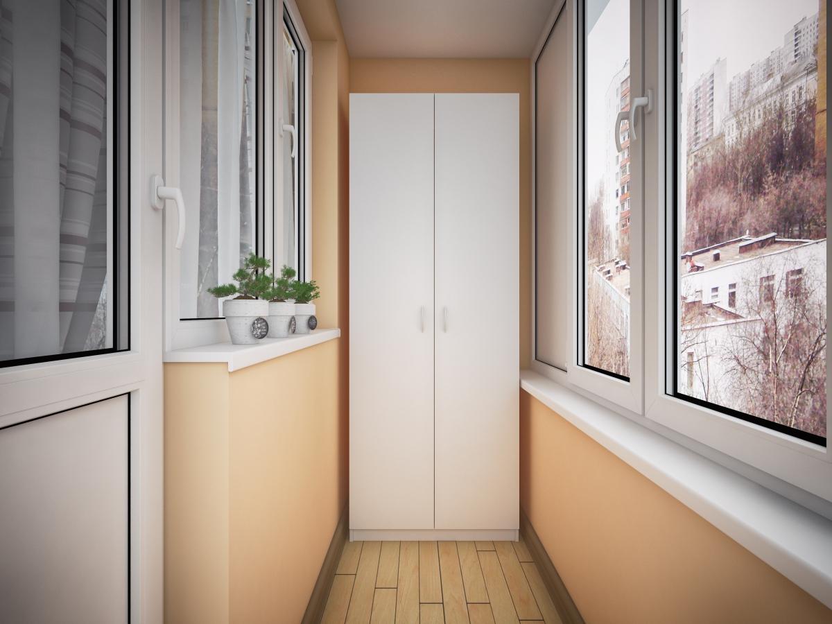 Акция - шкаф на балкон www.1001shkaf.ru.