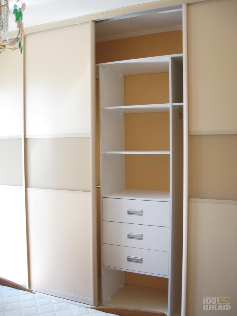Шкаф купе на заказ - галерея по мебели на заказ и шкафам куп.
