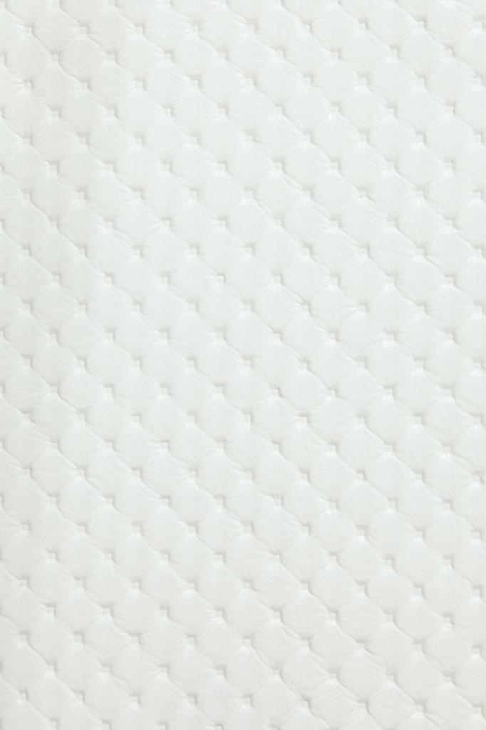 образец кожи Капри белый