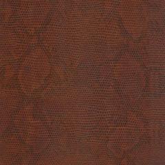 образец кожи Питон коричневый