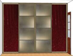 Фасад шкафа вариант 1