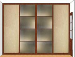 Фасад шкафа вариант 2
