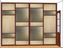 Фасад шкафа вариант 4