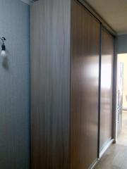 Вместительный 2-х дверный шкаф-купе