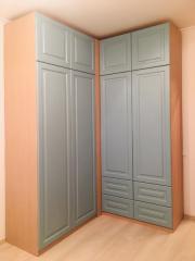 Вместительный шкаф на заказ
