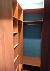 Угловая мебель для гардеробной