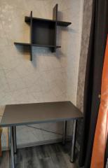 Письменный стол в цвете венге