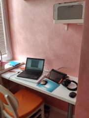 Рабочее место в детскую комнату
