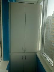 Технический шкаф на лоджию
