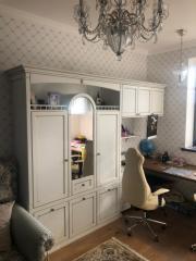 комплект мебели в детскую на заказ