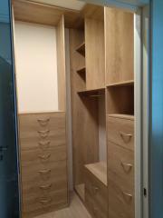 Комплект мебели в гардеробную комнату