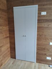 Встроенный шкаф технического назначения на заказ