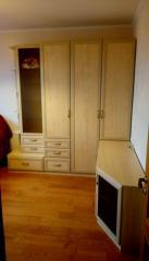 шкаф и тумба в гостиную на заказ