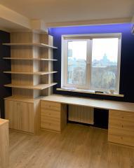 Комплект мебели в детскую по индивидуальному проекту