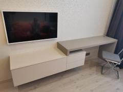 Мебель в гостиную в стиле минимализм