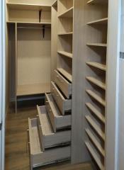 Мебель для гардеробной на заказ