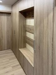 Встроенные шкаф в прихожую