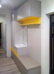 Мебель в прихожую в стиле минимализм