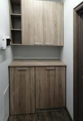 тумба и навесной шкаф в прихожую