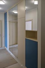 шкаф для верхней одежды на заказ