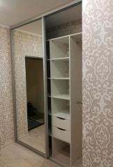 Встроенная мебель. Шкаф в комнату.