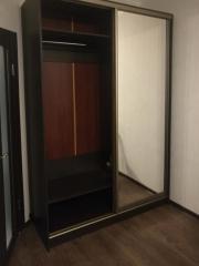 2-х дверный шкаф-купе декорированный зеркалом