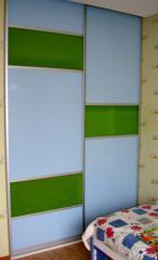 шкаф-купе для молодежной или детской комнат