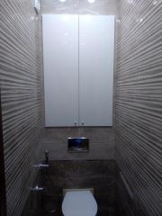 Шкаф в санузел