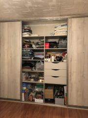 Шкаф для спальни наполнением