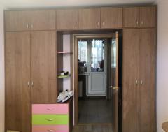 П-образный шкаф на заказ