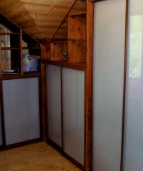 Комплекты дверей для мансарды
