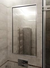 встроенный шкаф над туалетом