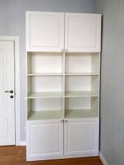 белый шкаф для дома и офиса