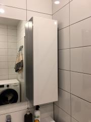шкаф на заказ в ванную
