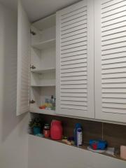 шкаф в туалетную комнату на заказ