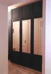 шкаф с антреослью