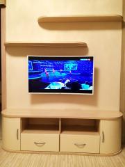ТВ зона: мебель для гостиной