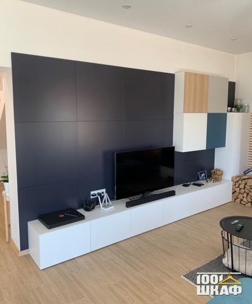Комплект мебели в прихожую гостиную