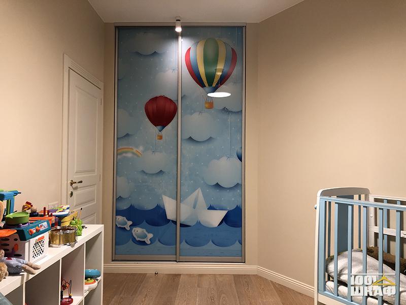 Стильная мебель для детской