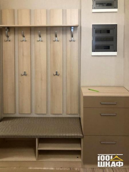Комплект мебели в прихожую на заказ