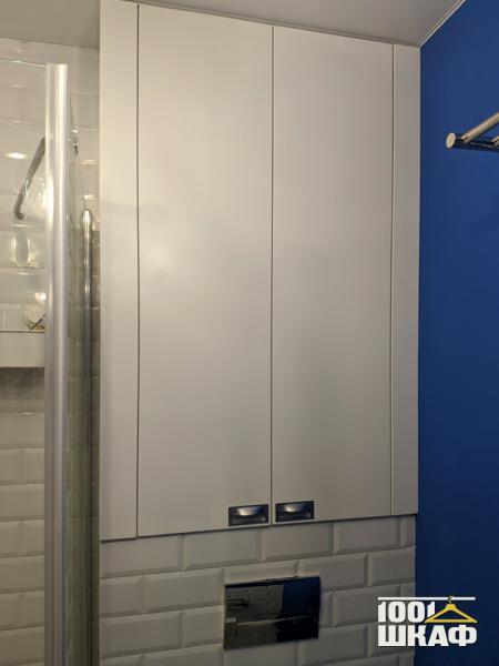 шкаф в ванную комнату на заказ