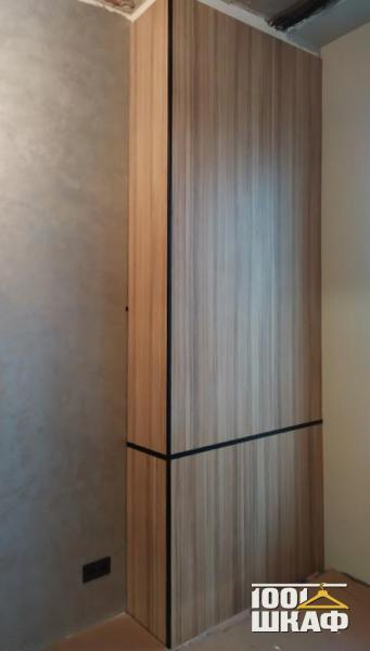 Встроенный шкаф технического назначения