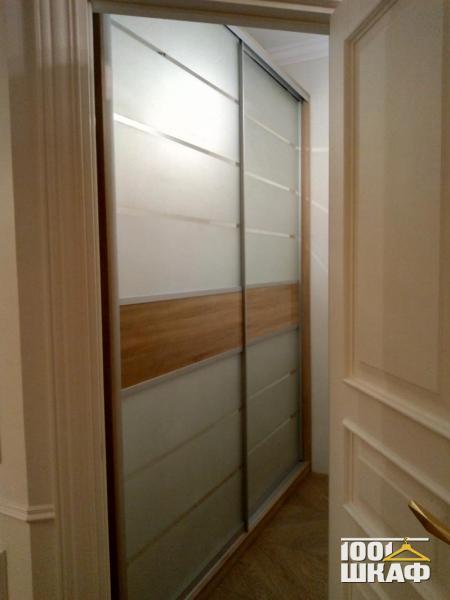 шкаф-купе в гардеробную