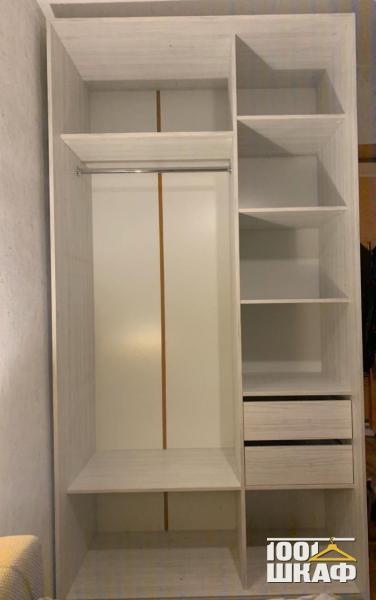 Шкаф-купе в спальню. Мебель по индивидуальному проекту