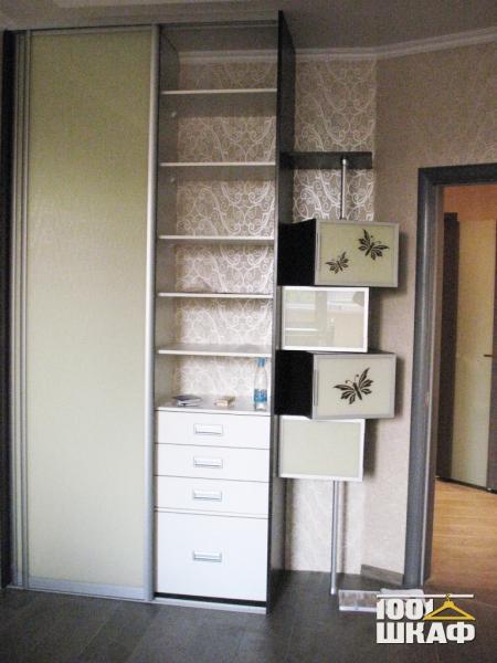 Наполнение встроенного шкафа
