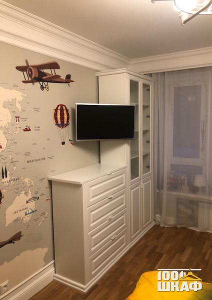 комод и шкаф в гостиную