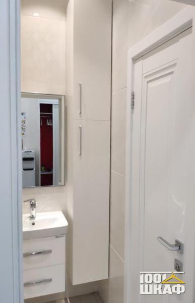 шкаф в ванную на заказ