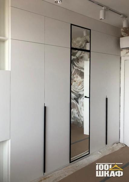 Встроенный шкаф в прихожую от производителя