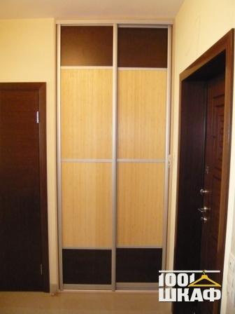 Двери и фасады из стекла или дсп.