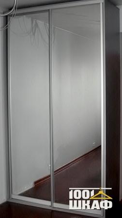 двухдверный шкаф купе